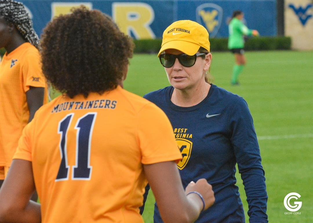 WVSA announces induction of WVU women's soccer coach Nikki Izzo-Brown as meritorious member into WVSA Hall of Fame - Class of 2018. (PHOTO: Geoff Coyle)