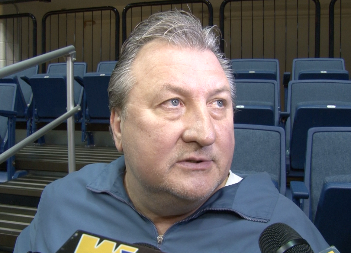 Bob Huggins previews Saturday's match-up with Texas A&M in the SEC-Big 12 Challenge.