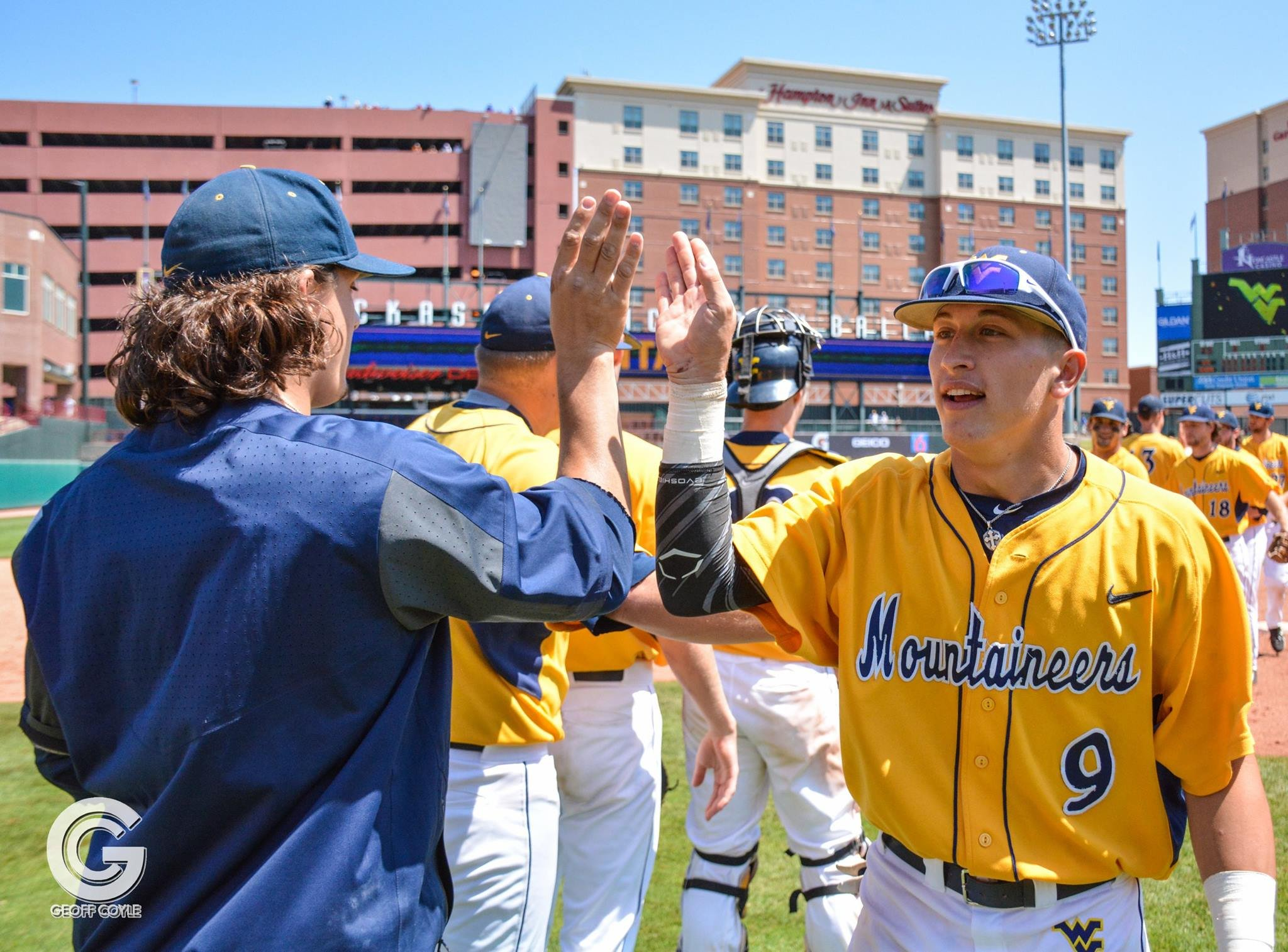 The Mountaineers and the Nittany Lions will play at PNC Park on May 10 at 7 p.m. (PHOTO: Geoff Coyle)