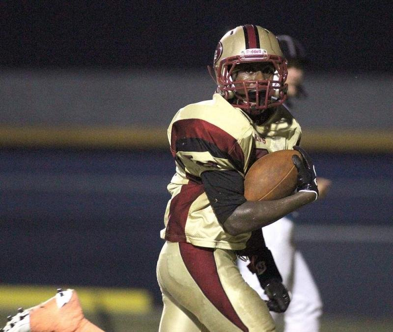Lake Gibson, Fla. wide receiver Eric Carter will visit Morgantown after recently de-committing from Cincinnati.