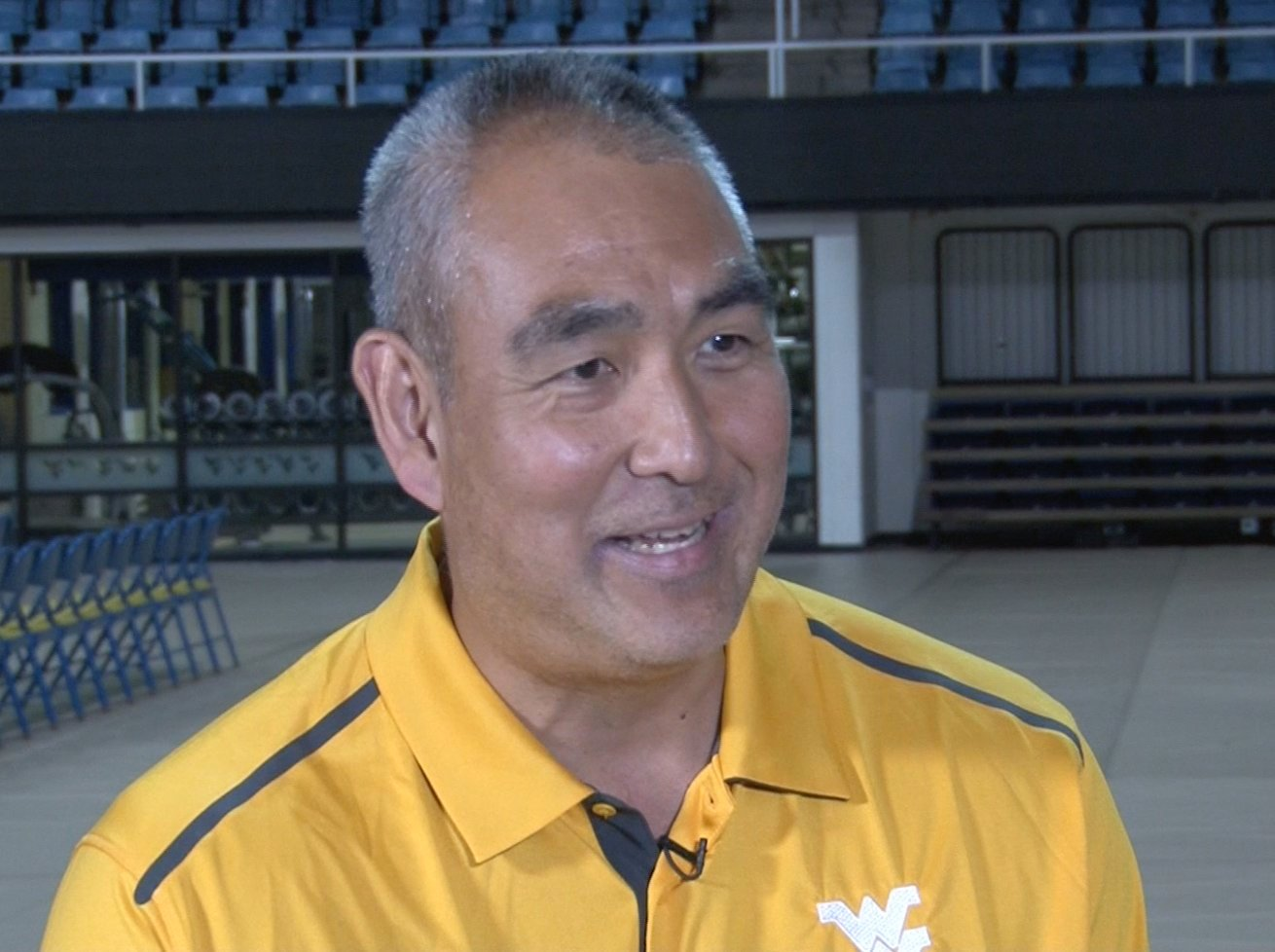 WVU Volleyball Coach Reed Sunahara sits down with The WVU Coaches Show.